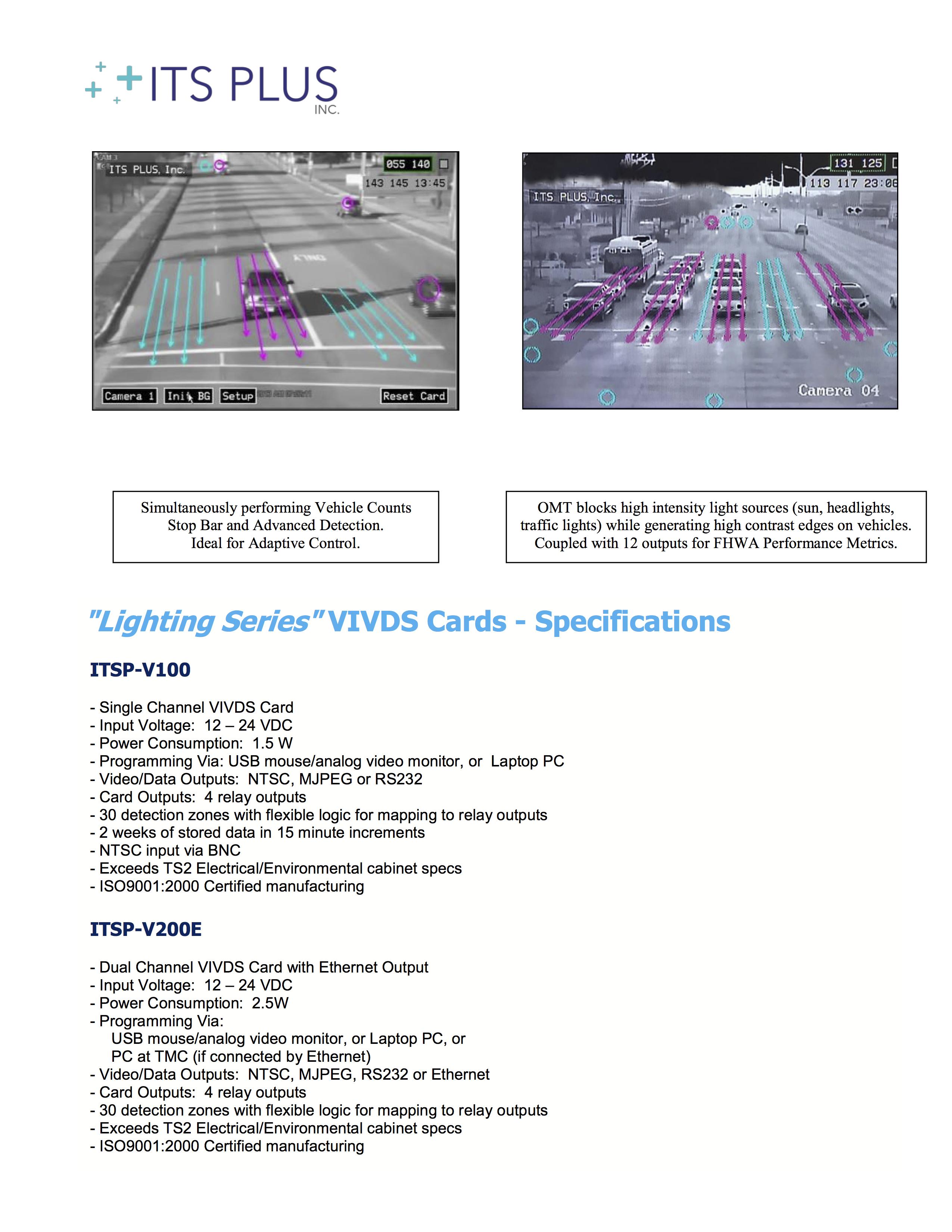 ITSP-V100 V200E page1
